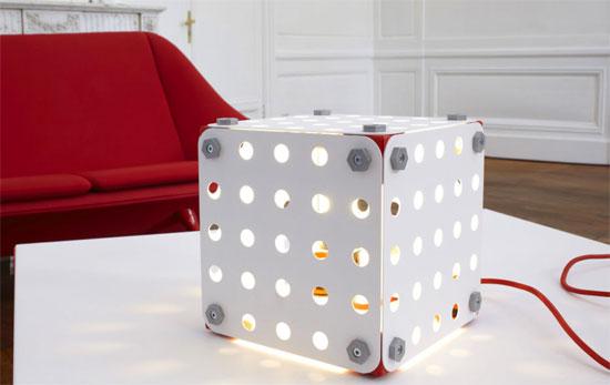 Retro kids room: Meccano Home children's furniture range