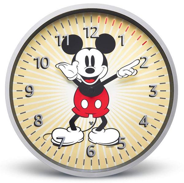 Disney launches Alexa-powered Mickey Mouse Echo wall clock