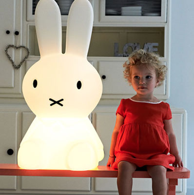 Miffy Lamps by Mr Maria discounted at Fab