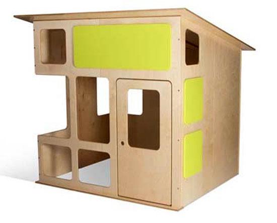 TrueModern modernist playhouse by Edgar Blazona