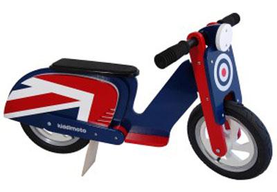 Kiddimoto scooters