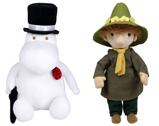 Tove 100 Moomins figures by Martinex