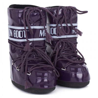 1970s-style Moon Boots for kids
