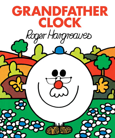Three classic Roger Hargreaves books from the 1980s reissued by Hodder