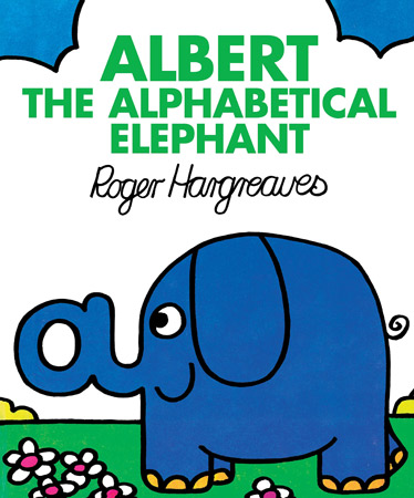 Roger Hargreaves books from the 1980s reissued by Hodder