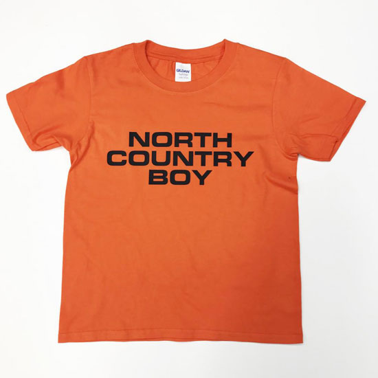 The Charlatans North Country Boy and North Country Girl t-shirts for kids
