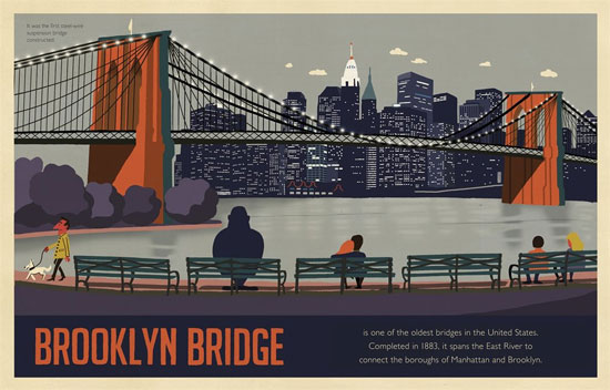 Coming soon: NY is for New York by Paul Thurlby