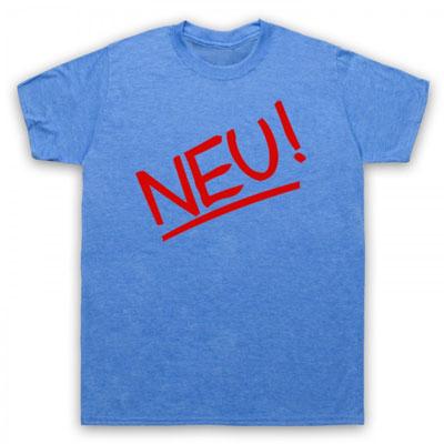 Neu! band logo t-shirt for kids