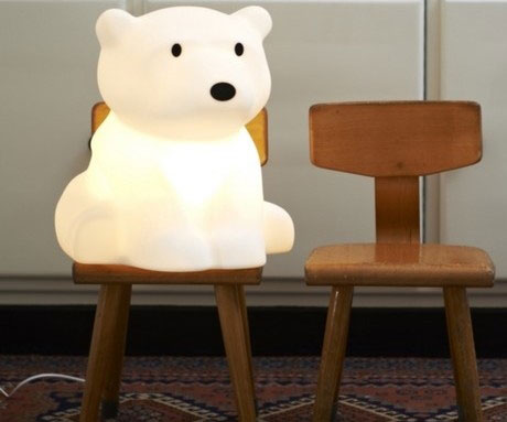 Nanuk polar bear light