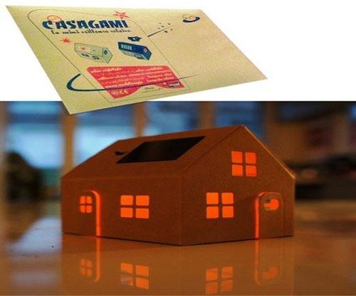 Casagami Solar Nightlight at Culture Label