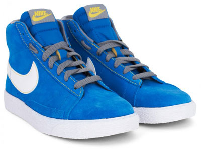 Nike Blazer Mid trainers for kids