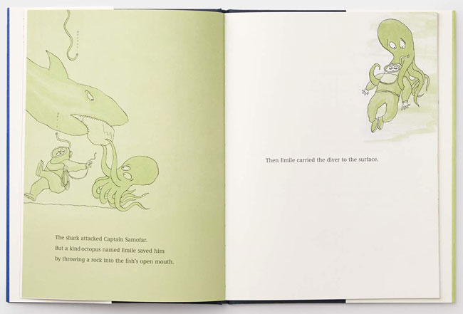 1960s reissue: Emile by Tomi Ungerer (Phaidon)