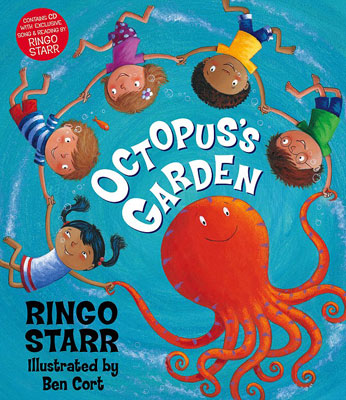 Octopus's Garden book by Ringo Starr published by Simon & Schuster