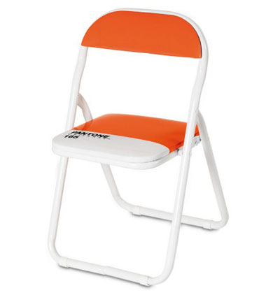 Seletti folding Pantone chairs