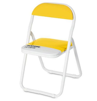 Seletti folding Pantone chairs
