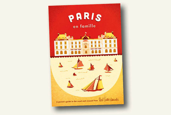Paris En Famille by Herb Lester Associates
