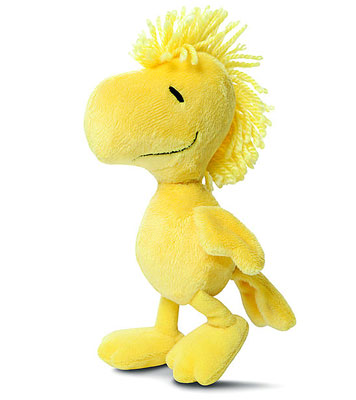 Peanuts soft toys in the Character Cuddles sale at Zulily