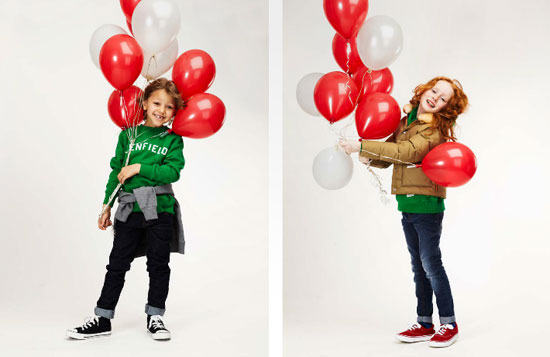 Penfield launches its new kids clothing collection for 2014