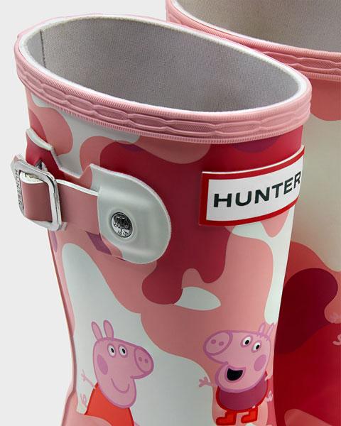 Hunter limited edition Peppa Pig wellingtons