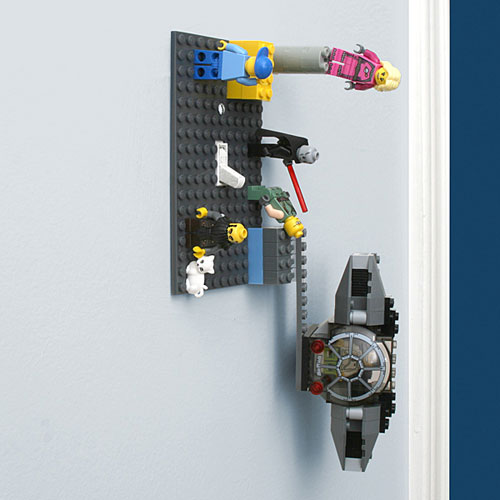 Building Brick Light Switch Plate - play Lego on your light switches