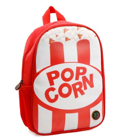 Retro Popcorn backpack by Urban Junk