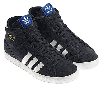 Adidas Basket Profi hi-tops for kids