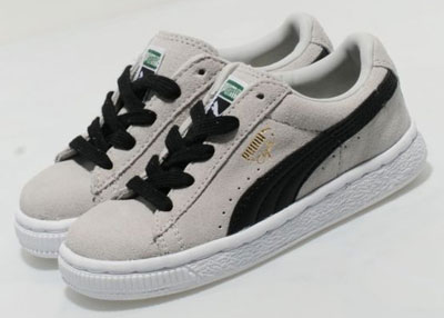 Puma Clyde Infants trainers