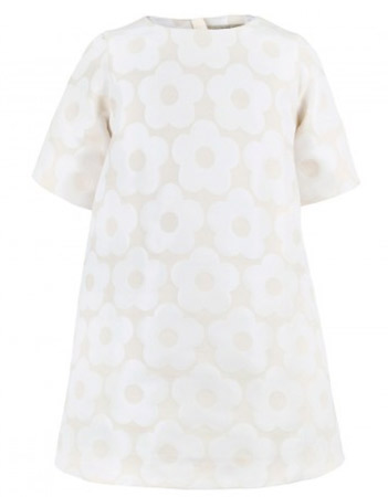Mary Quant-style Buttercup shift dress at Hucklebones