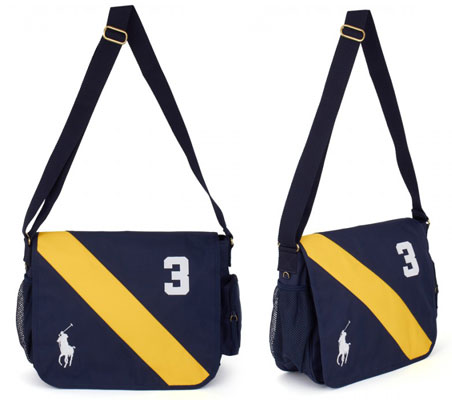 Ralph Lauren Messenger Bag for kids