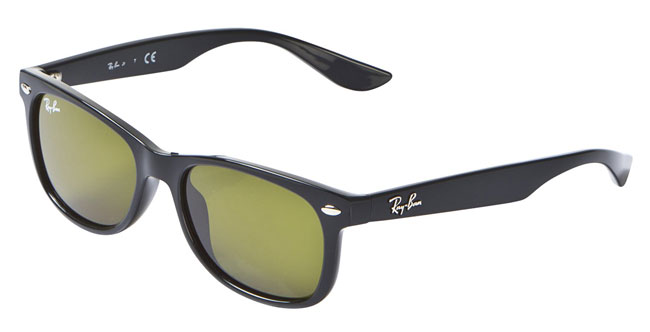 How to look cool: Ray-Ban Junior Wayfarer Sunglasses