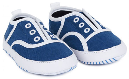 Lacoste Rene Crib Shoes