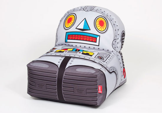 Robot Chair by Woouf Kids