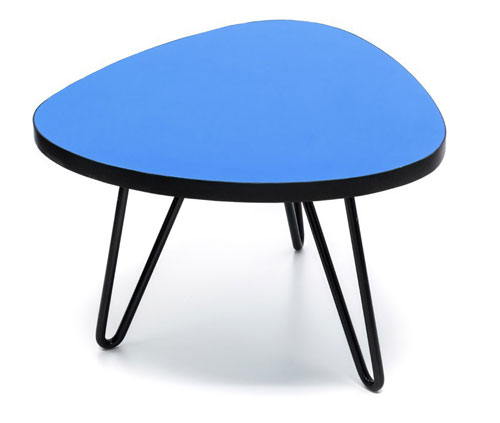 1950s-style Tica Table range for kids by The Rocking Company