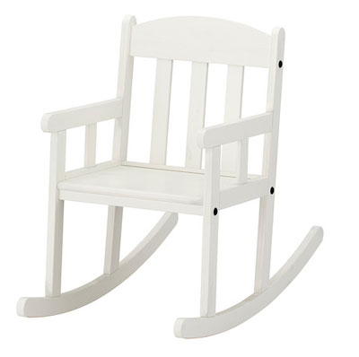 Sundvik rocking chair for kids at Ikea