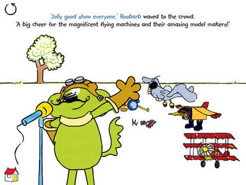 App watch: Roobarb & Custard: When Custard was Grounded