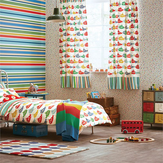 Scion Up Periscope duvet set for kids