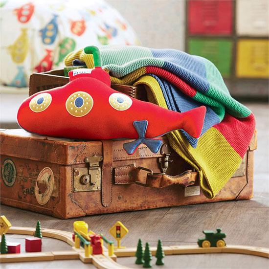 Scion Up Periscope duvet set for kids