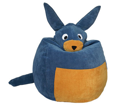 Il Saccotto handmade animal beanbags