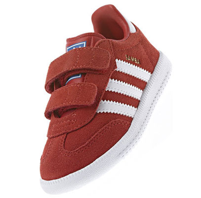 Adidas Samba trainers for kids