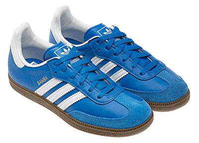 adidas samba blue