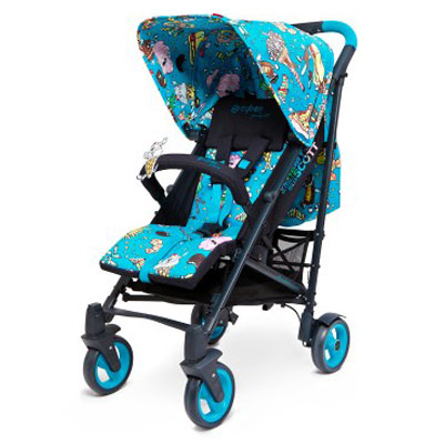 cybex x jeremy scott strollers and car seats junior hipster. Black Bedroom Furniture Sets. Home Design Ideas