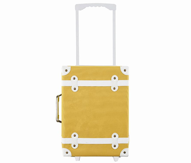 See-ya vintage suitcase range for kids by Olli Ella