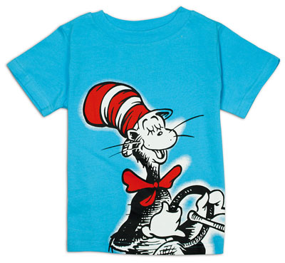 Dr Seuss range for kids at Zulily