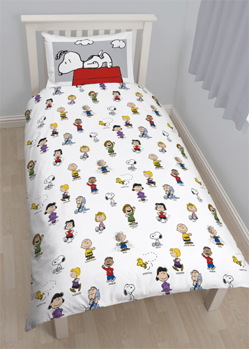 Peanuts duvet set by George at Asda