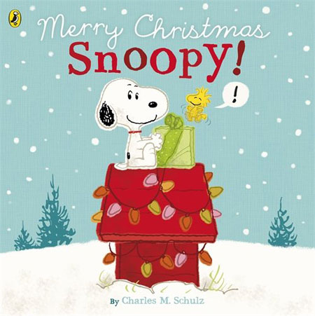 Peanuts: Merry Christmas Snoopy! book by Charles Schulz