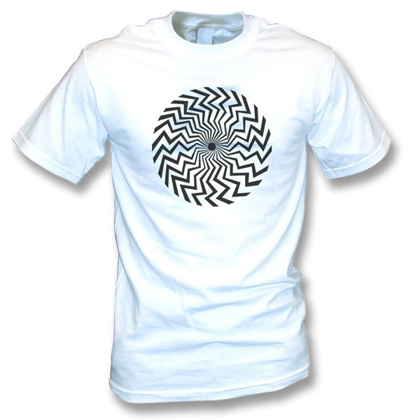 Keith Moon Spiral t-shirt for kids at T-shirt Grill