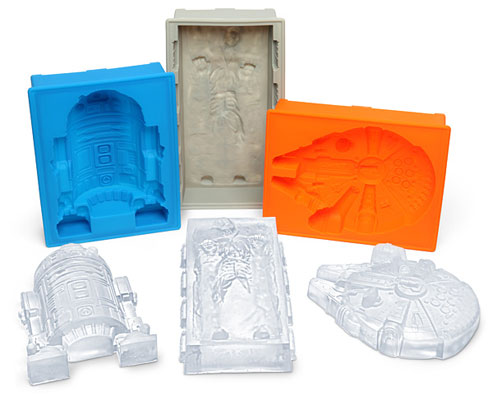 Star Wars Deluxe Silicone Molds