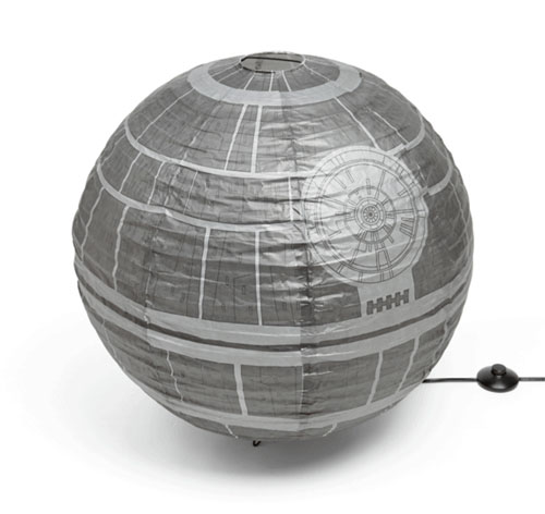 Star Wars Death Star giant paper lantern