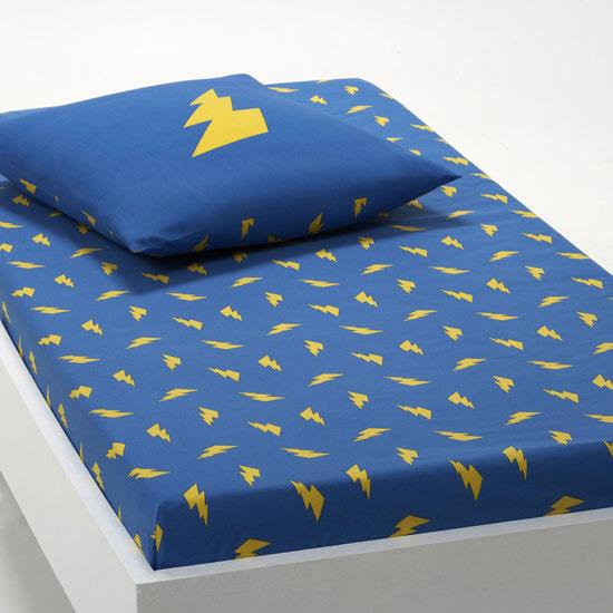 Super Hero Cat bed linen at La Redoute