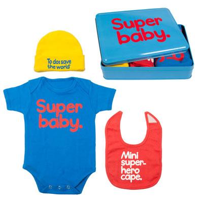 Waldo Pancake Super Baby gift set
